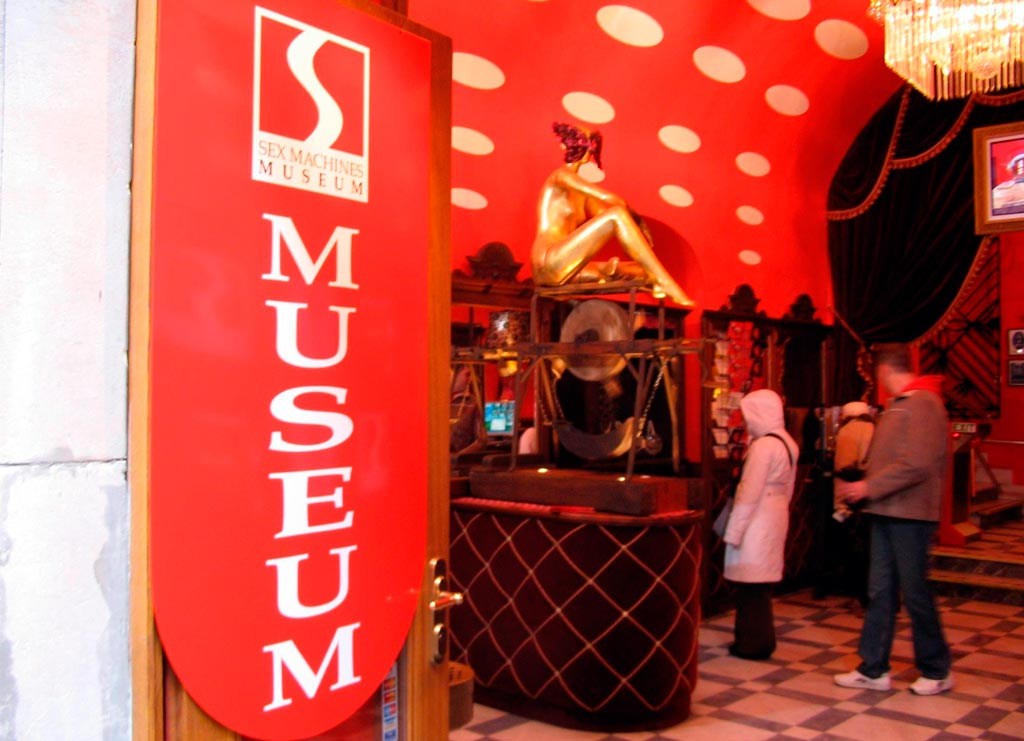 Sexo, sexo, sexo, os museus pelo mundo
