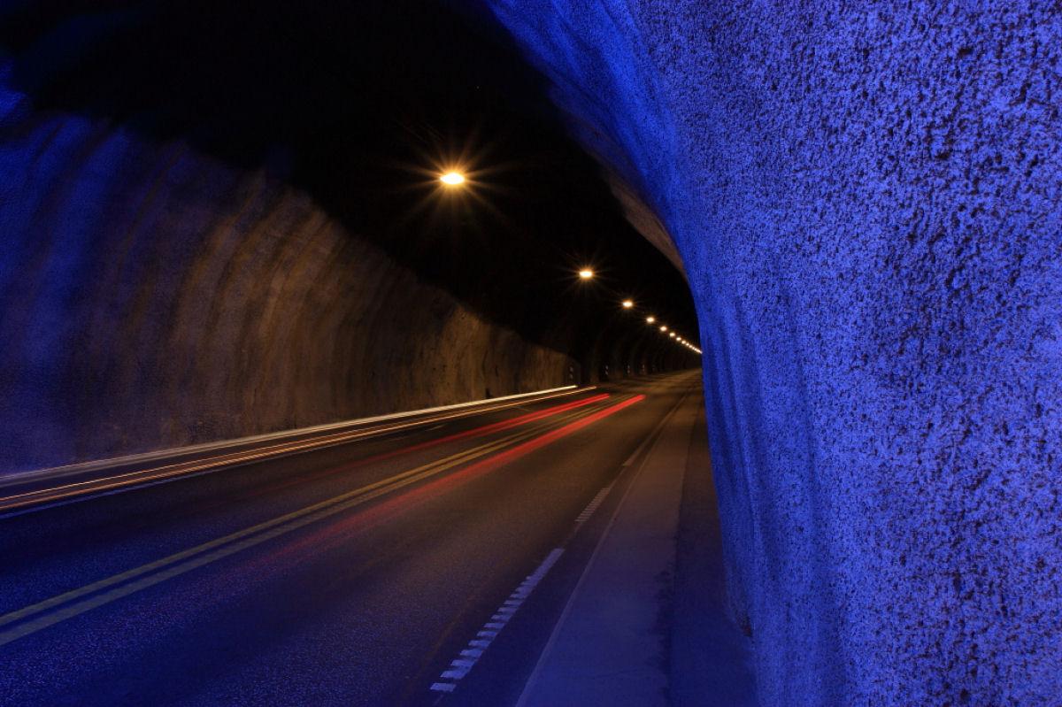 O túnel rodoviário mais longo do mundo