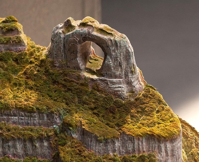 Serra catarinense esculpidas em livros