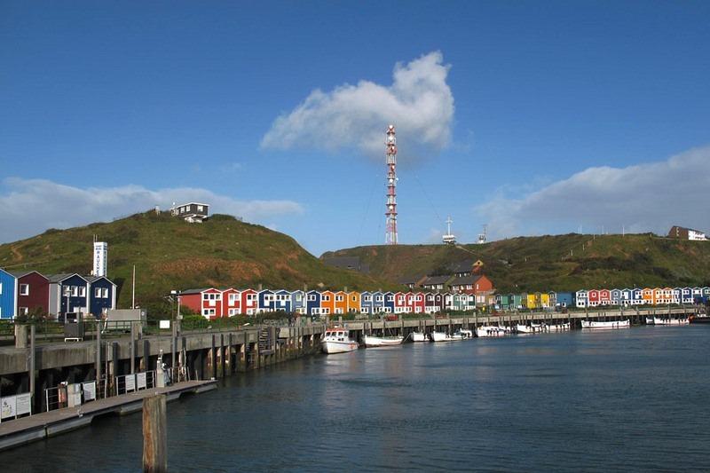 Crédito da foto: http://www.bremen-tourism.de/heligoland