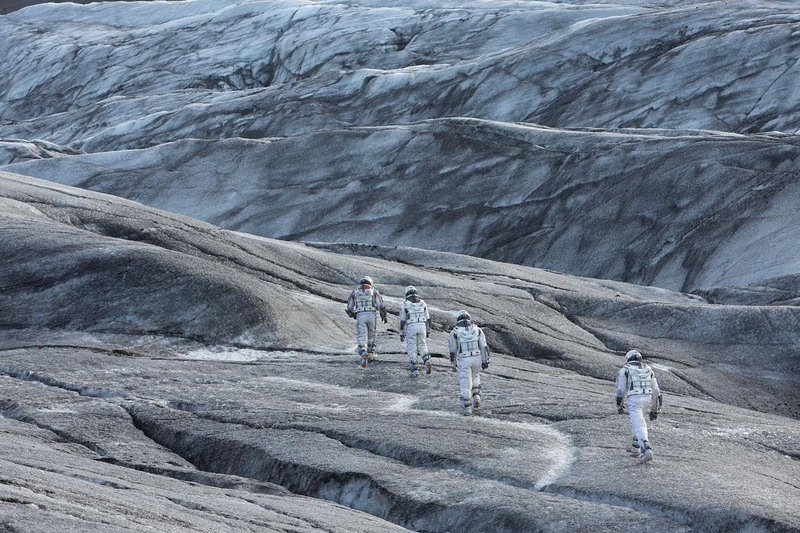 Uma cena do filme Interstellar. Crédito da foto: Paramount Pictures e Warner Bros.