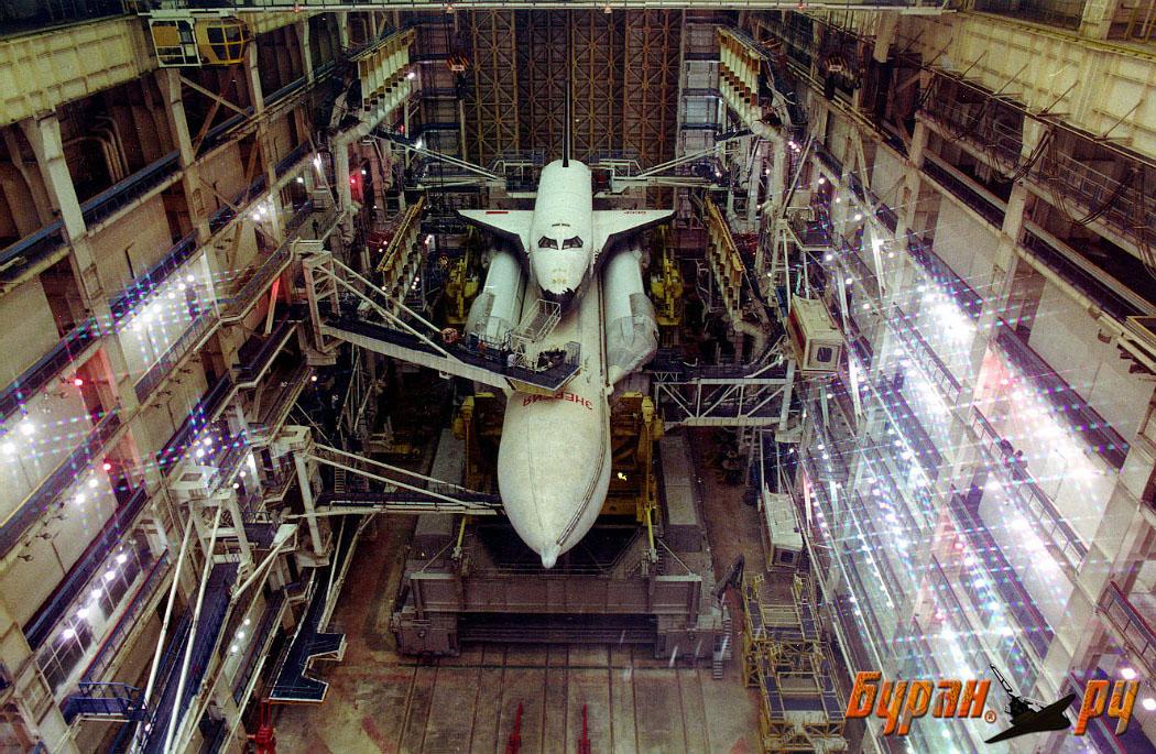 O Hangar, quanto ainda estava operacional