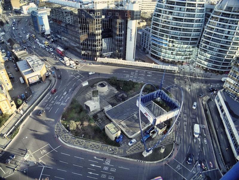 A Silicon Roundabout em Londres. | Crédito da foto